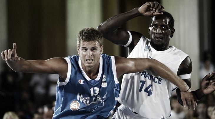 Georgios Bogris Big crowds and teamingup with friends has Greek Bogris raving about