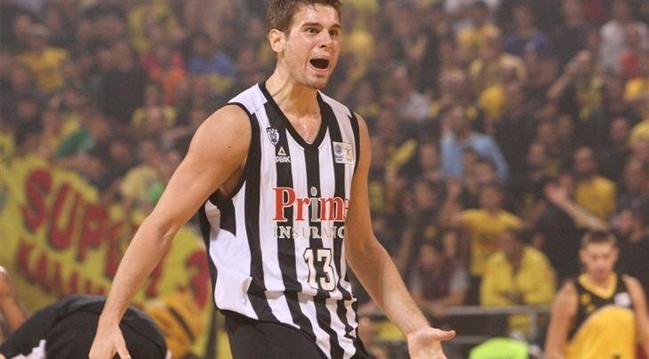 Georgios Bogris 2014 FIBA Basketball World Cup GRE Bogris aims to