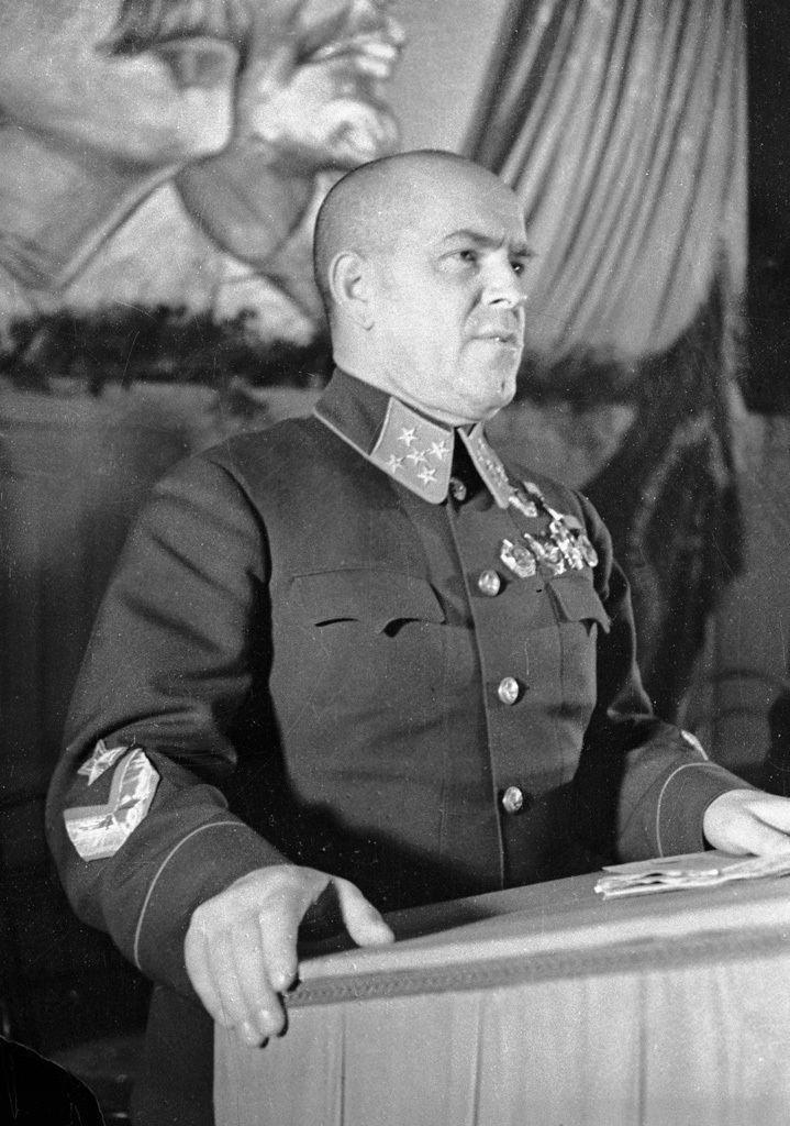 Georgy Zhukov Georgy Zhukov Wikipedia the free encyclopedia