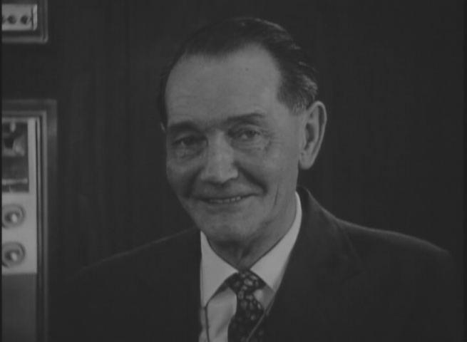 Gerald Beadle Cactus Pryor Interviews Sir Gerald Beadle 1961 TAMI