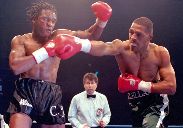 Gerald McClellan Twenty years on from tragic night Gerald McClellan still asks what