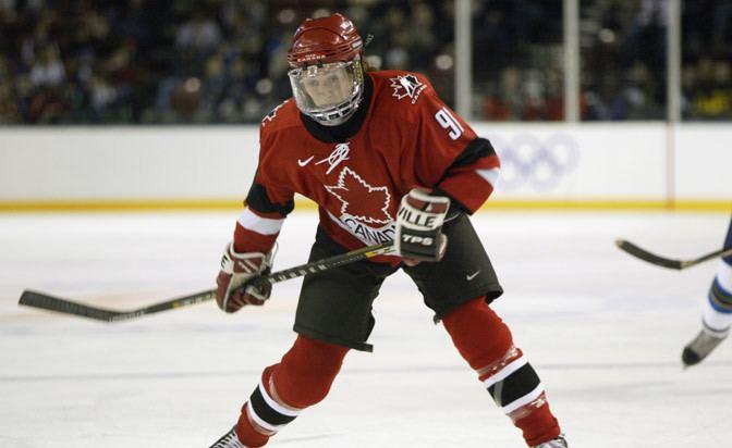 Geraldine Heaney Geraldine Heaney a trailblazer for women39s hockey gets