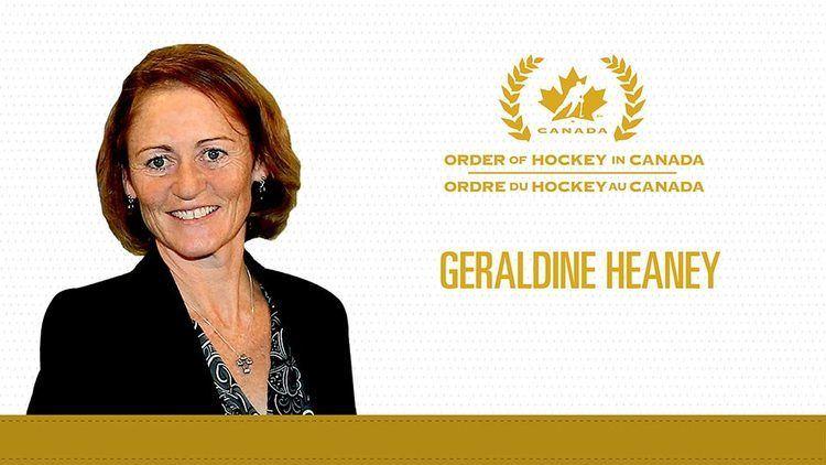 Geraldine Heaney Geraldine Heaney 2016