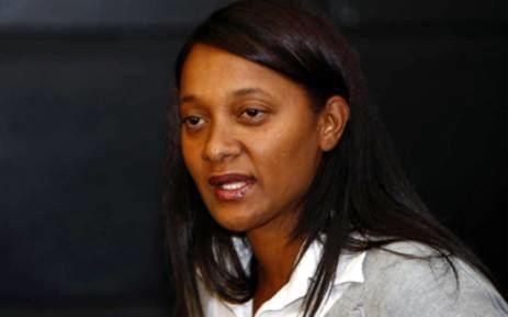 Geraldine Pillay Pillay under fire for Pistorius comments