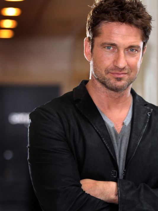 Gerard Butler Actor Gerard Butler A true Hollywood maverick