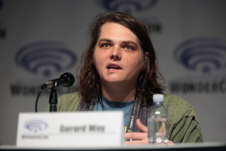 Gerard Way Gerard Way Wikipedia