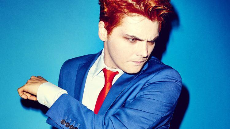 Gerard Way Gerard Way Hesitant Alien Album Review Rolling Stone