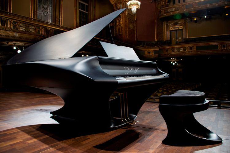 Gergely Boganyi The Piano Bognyi Piano