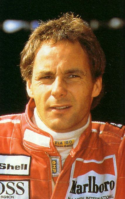 Gerhard Berger Gerhard Berger