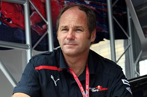 Gerhard Berger Gerhard Berger F1 Fanatic