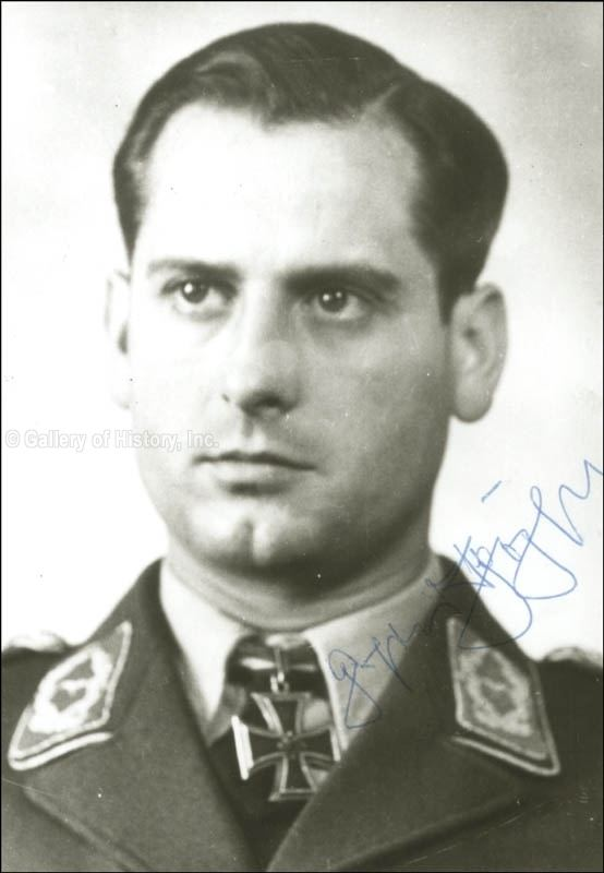 Gerhard Schöpfel Gerhard Schpfel 19 December 1912 17 May 2003 Pilots