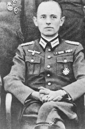 Gerhard Wessel Gerhard Wessel German general Britannicacom