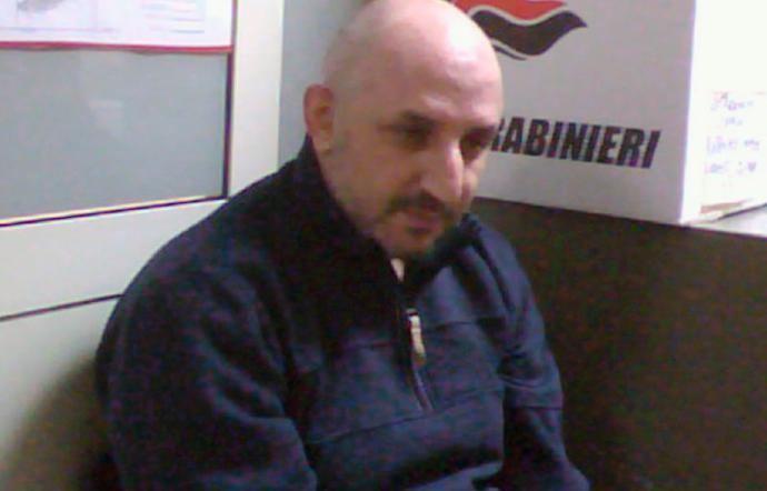 Gerlandino Messina lora dellergastolo per il boss Messina Gerlandino Messina La