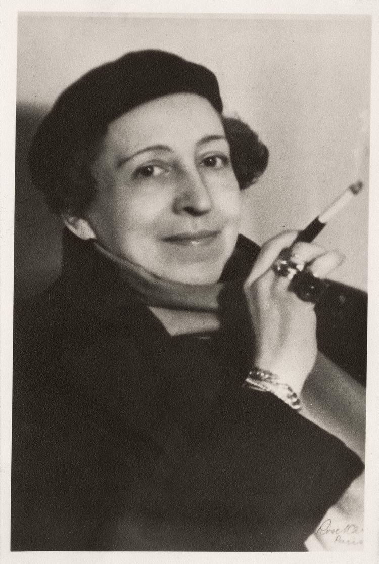 Germaine Dulac experimenting with cinema