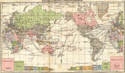 German colonial empire List of former German colonies Wikipedia
