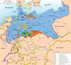 German Confederation North German Confederation Wikipedia