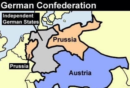 German Confederation The German Confederation 181566