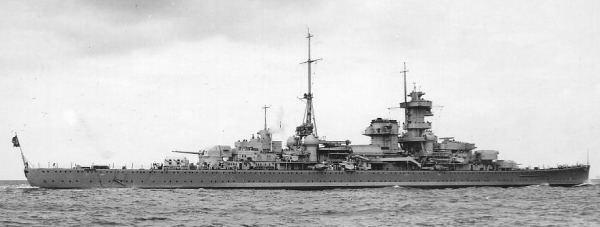 German cruiser Admiral Hipper Cruiser Admiral Hipper