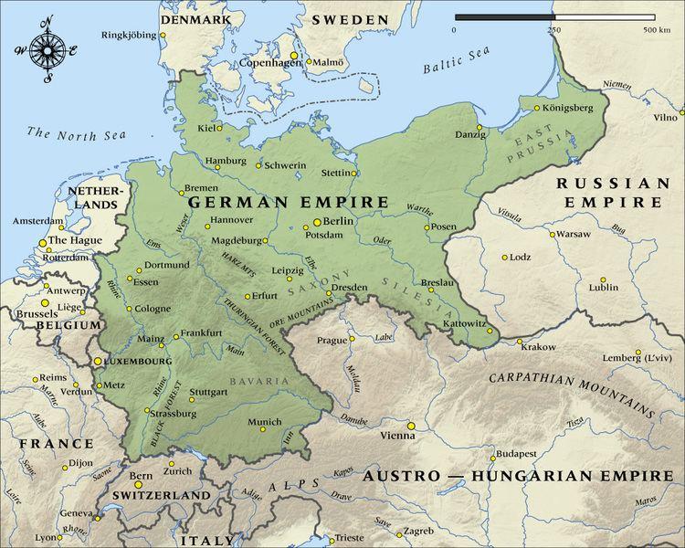 German Empire How Otto von Bismarck forged the German Empire