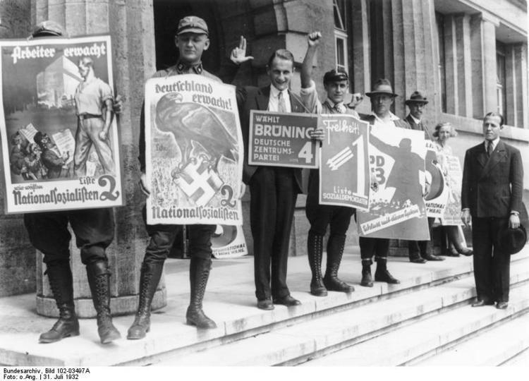 German federal election, July 1932