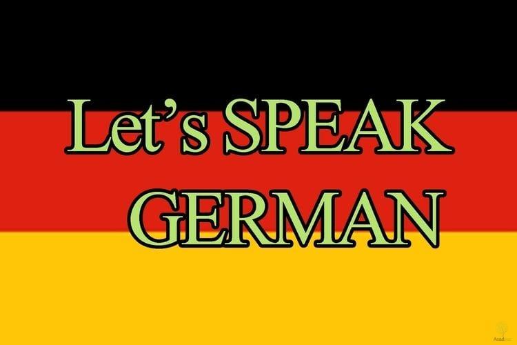 German language German classes in Chennai German language courses in Chennai