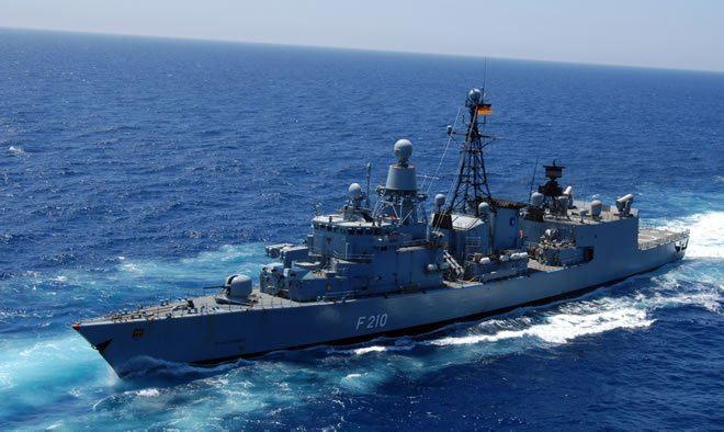 German Navy German navy 39rescued over 10000 migrants39 in 2015 The Express Tribune