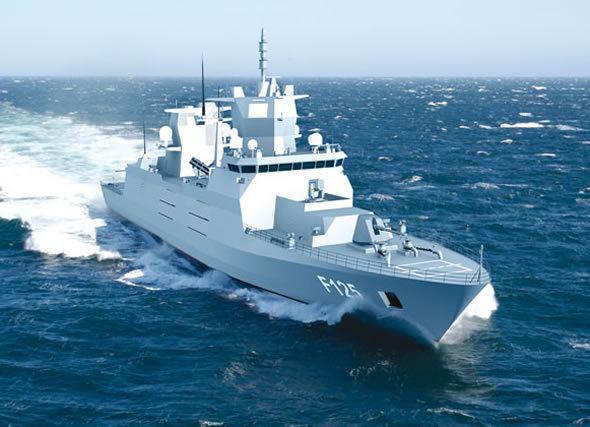 German Navy The German Navy The Way Forward Defense Update
