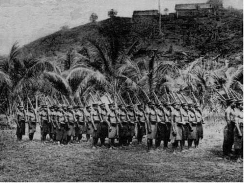German New Guinea History of German Colonies New Guinea Neuguinea