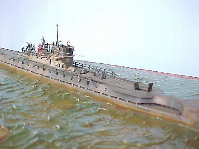 German submarine U 530 - Alche...