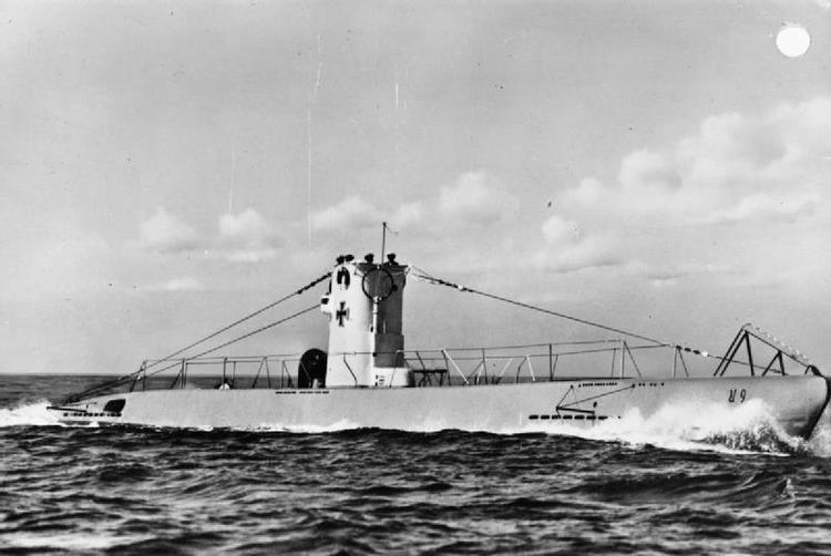 German submarine U-8 (1935)