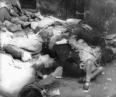 German war crimes