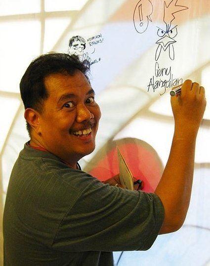 Gerry Alanguilan 10 Questions for Gerry Alanguilan Planet Comicon Test Site
