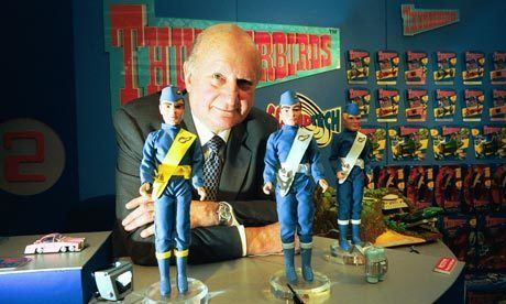 Gerry Anderson Gerry Anderson obituary Television amp radio The Guardian