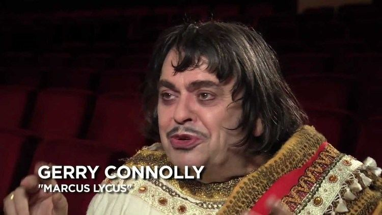 Gerry Connolly (comedian) BEHIND THE SCENES Gerry Connolly YouTube