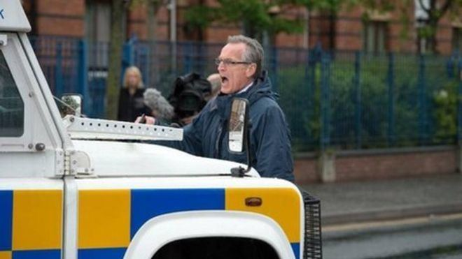 Gerry Kelly Gerry Kelly drops law suit over police Land Rover incident BBC News
