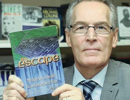 Gerry Kelly Sinn Fein MLA Gerry Kelly cancels Maze Prison book event