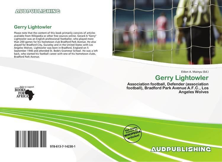Gerry Lightowler Gerry Lightowler 9786137142301 6137142302 9786137142301