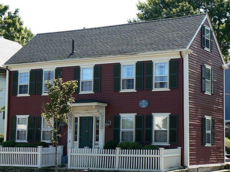 Gershom Cutter House
