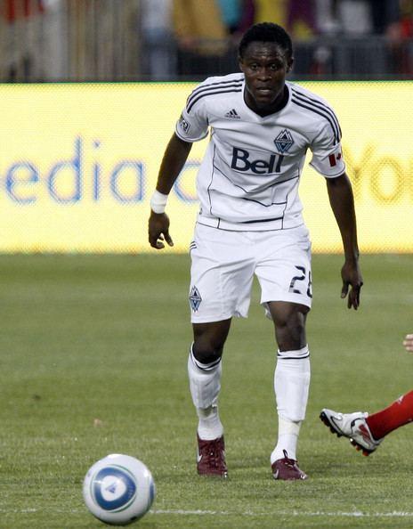 Gershon Koffie Gershon Koffie Photos Vancouver Whitecaps FC v Toronto