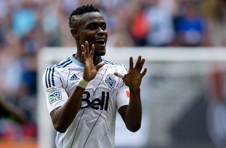 Gershon Koffie Whitecaps midfielder Gershon Koffie confident in Ghana at