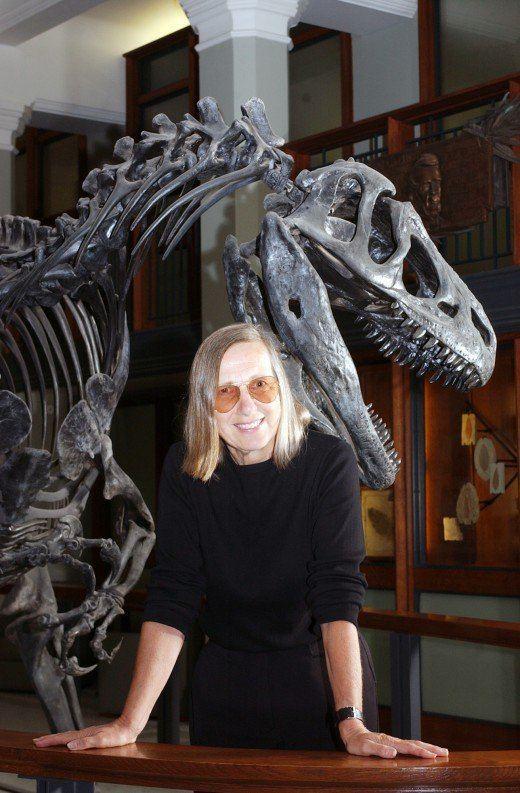 Gerta Keller Exploring Extinction An Interview with Gerta Keller Owlcation