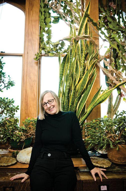 Gerta Keller The Dissenter Princeton Alumni Weekly
