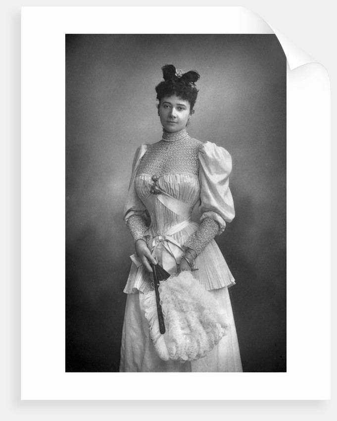 Gertrude Elizabeth Blood Gertrude Elizabeth Blood Lady Colin Campbell 18571911