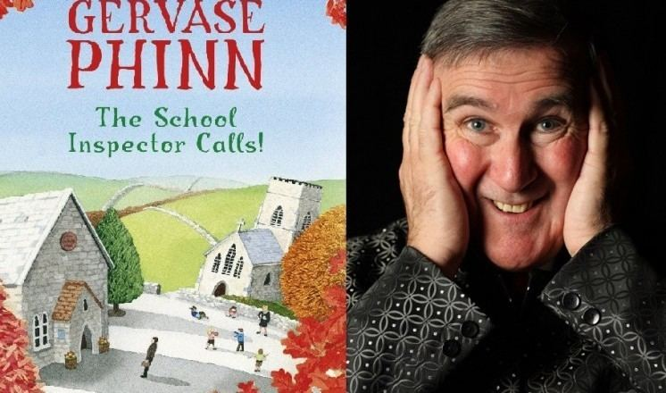 Gervase Phinn An evening with Gervase Phinn Book signing event The
