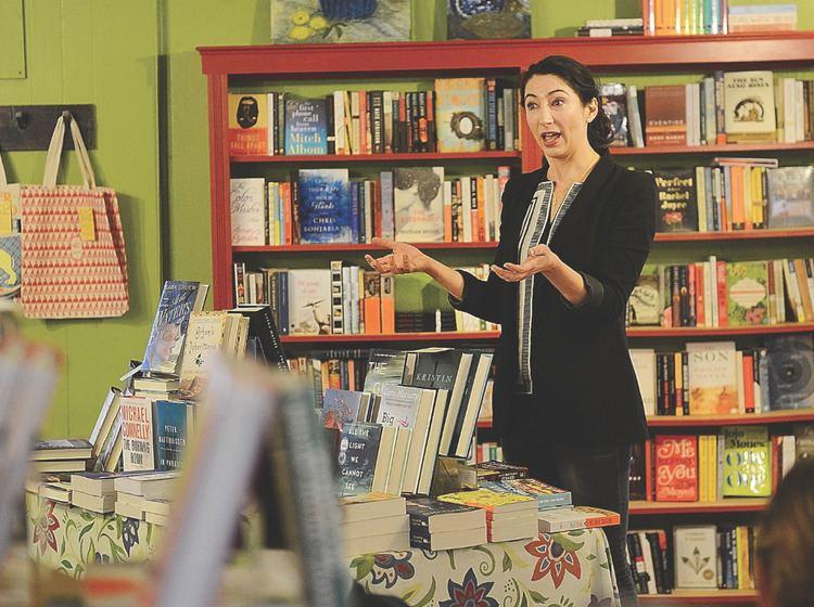 Gesine Bullock-Prado Celebrity chefauthor shares a few secrets Local News stowetodaycom