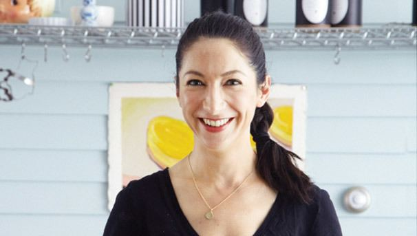 Gesine Bullock-Prado Talk Takeaway Cooking with Gesine BullockPrado The