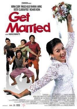 Get Married (film) movie poster