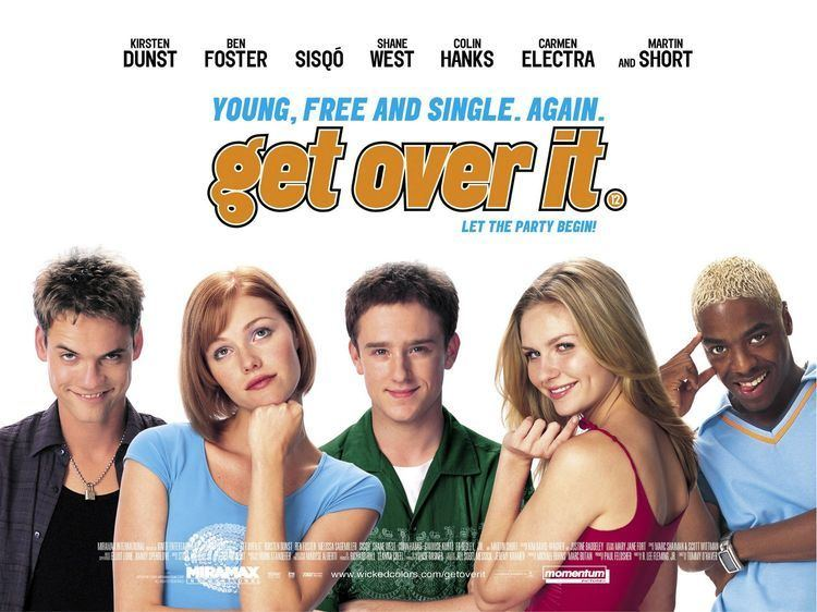 Get Over It (film) Get Over It Movie Poster 2 of 2 IMP Awards