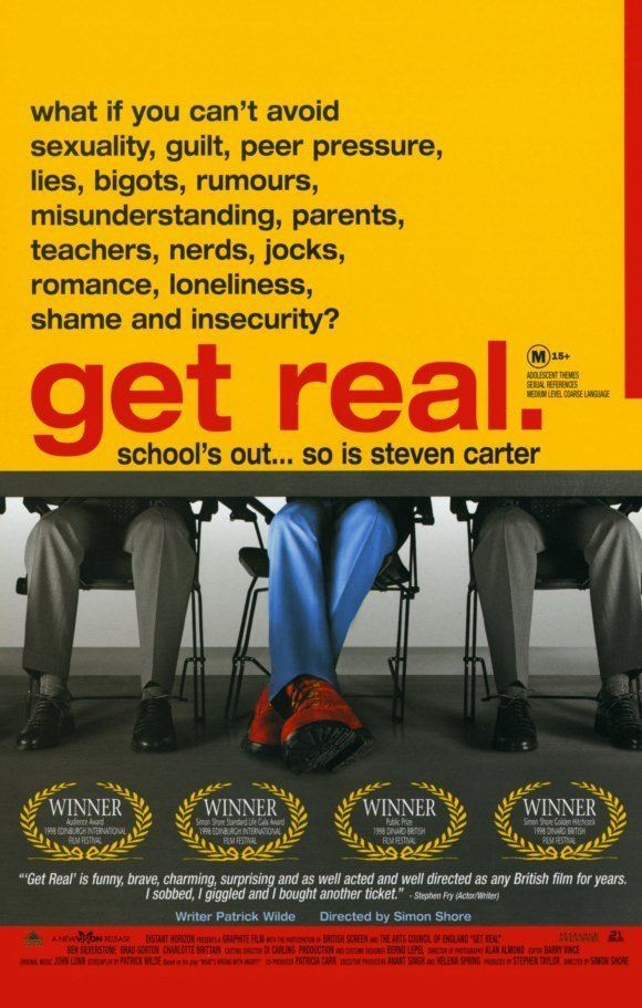 Get Real (film) Gay Themed Films Get Real Gay Essential