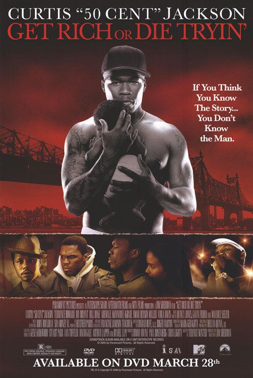 Get Rich or Die Tryin' (film) Get Rich or Die Tryin movie posters at movie poster warehouse
